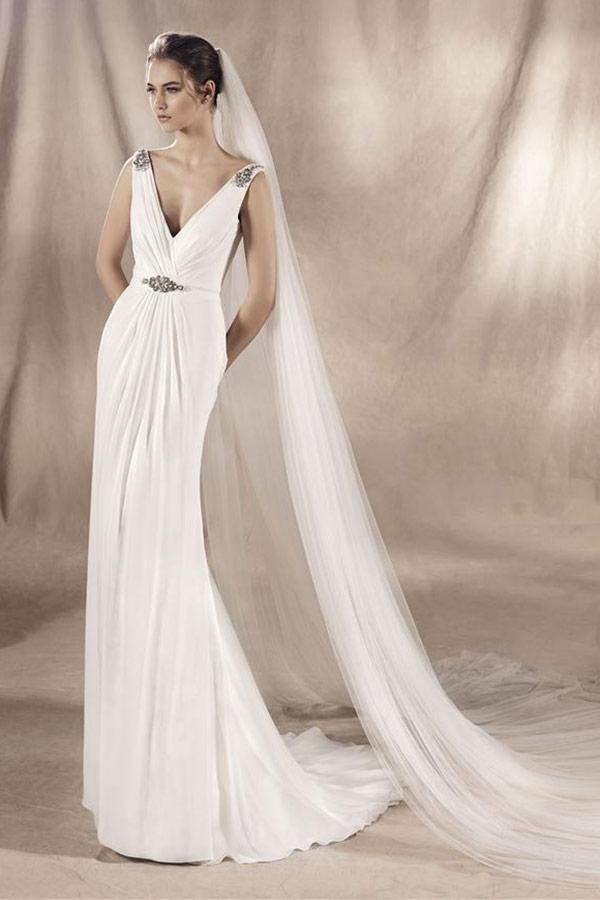 Saturn Bridesmaid Dress